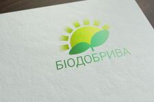 """Дизайн логотипа для ООО """"Биоудобрения"""""""