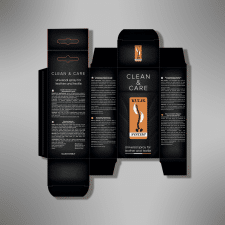 Packaging layout. For Kulik System.