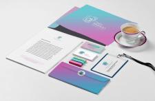 Гемо Медикал. Branding, Identity, vector graphics