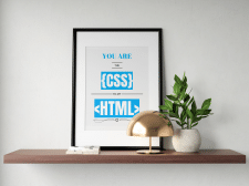 Text Poster