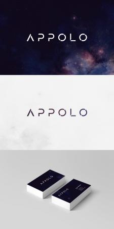 """логотип """"Appolo"""""""