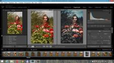 обработка фото в Lightroom