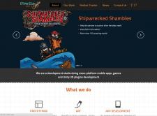 Корпоративный сайт для дизайн студии на СMS ModX