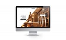 Сайт компанії з виготовлення металевих виробів