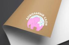 Логотип магазина сладостей