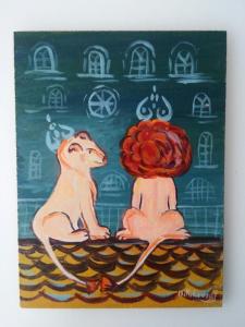 Ескізи для листівок 8