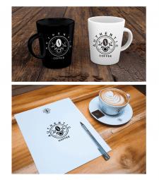логотип для coffee shop