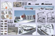Дипломный проект бакалавра архитектуры