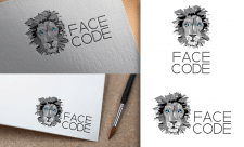 Логотип для Face Code