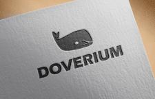 Логотип компании Doverium