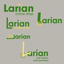 Набор вариантов для логотипа