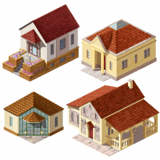 Игровые элементы Дома 3