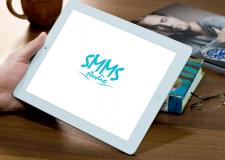 """Логотип для мого """"SMMS-studio"""""""
