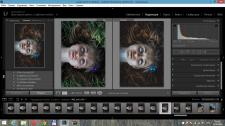 Lightroom обработка фото