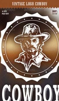 Ковбой лого