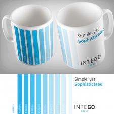 Разработка дизайна фирменной чашки