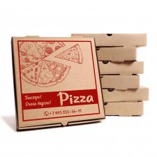 дизайн упаковки для пиццы