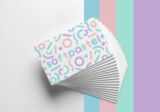 Softpastel / Business Card
