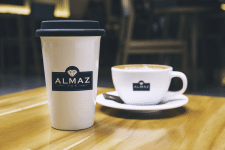 ALMAZ TEA LOGO