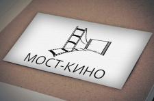 """Логотип кинотеатра """"Мост-Кино"""""""