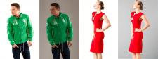 обработка фото для интернет магазина одежды