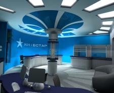 Проект офиса Киевстар