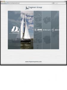 Разработка сайта для компании «Flagman Group»