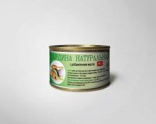 Упаковка для сардин