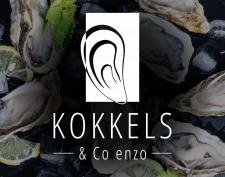 логотип ресторана, специализирующегося на устрицах