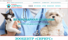 Сайт-визитка чистый html до 10 страниц