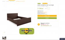 Наполнения сайта мебели