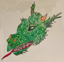 Дракон Вульф