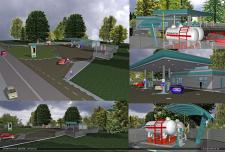газозаправочный комплекс