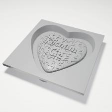 форма под 3D печать