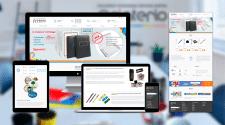 Интернет магазин сувенирной продукции и канцелярии