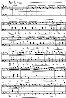 Набор нотного текста в программе Sibelius