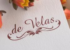 de Velas. Логотип