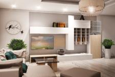 дизайн и визуализация гостинки