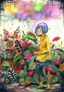 Коралина в саду