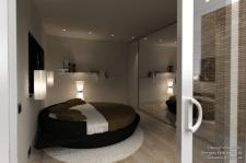 Квартира 129.2 м.кв. (спальня №1)