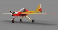 Проект специализированного сельскохоз. самолета