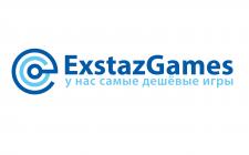 Логотип Exstazgames
