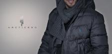 Логотип для бренда мужской одежды ARCTICEGO
