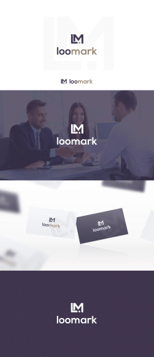 Logo for loomark
