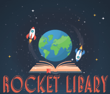 Logo - Rocket Libary Coffee