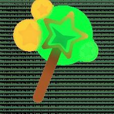 Icon Magick Stick
