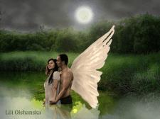 Поцілунок ангела