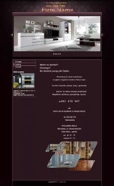 сайт мебельной тематики