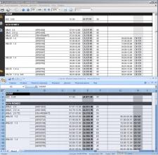 Перенесение из *.pdf в Excel