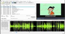 Создание субтитров для мультфильма